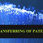 Transferring Of Patent